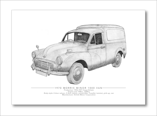 MORRIS MINOR  BULB KIT  VAN  PICK UP  1953 to 1971